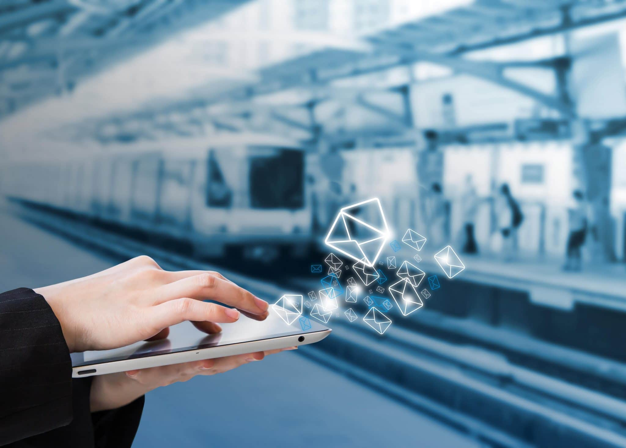 Improving The Email Marketing Deliverability Rate on Subway Platform